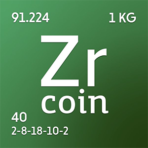 ZrCoin ico