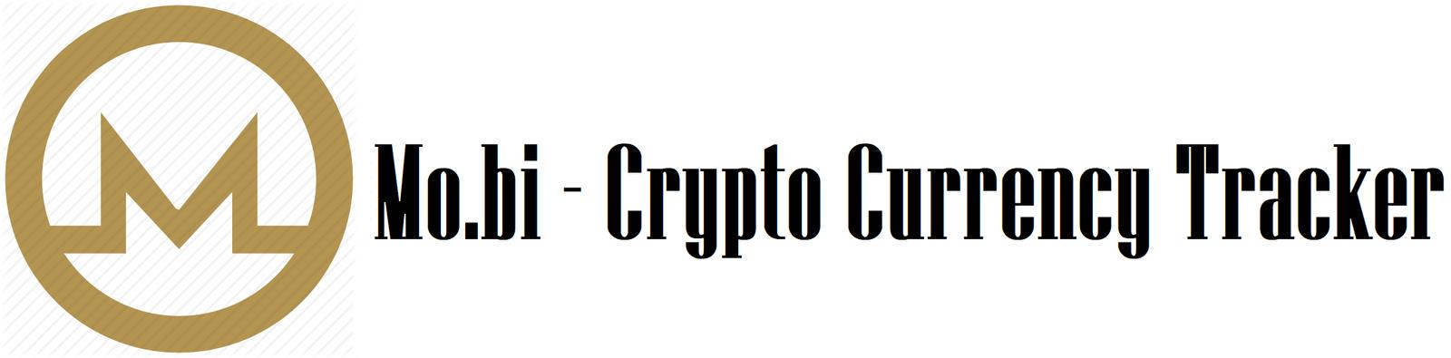 Mo.bi - Crypto Currency Tracker logo